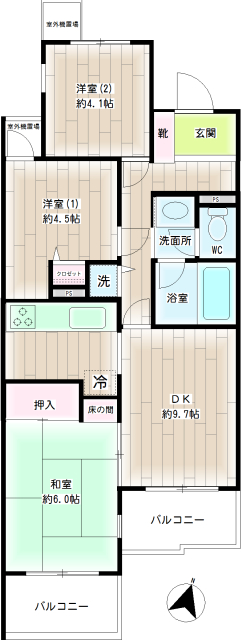 NICESTAGE戸塚舞岡